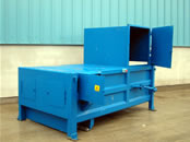 CR140 Static Refuse Compactor