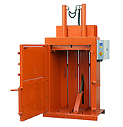 CR151 Vertical Baler