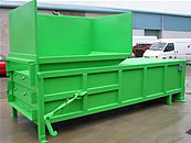CR240 Static Refuse Compactor