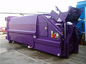 CR28 Mobile Refuse Compactor