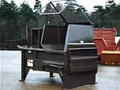 SP150 Static compactor