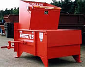 SP175 Static waste Compactor
