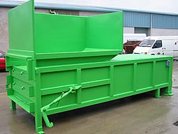Static Waste Compacors