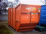 PC14 Portable Waste Compactor