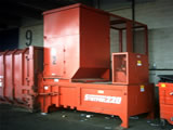 SP220 Static Refuse Compactor