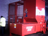 SP220 Static Waste Compactor